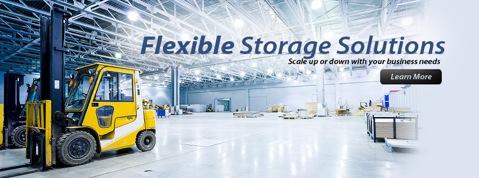 Flexible Storage Solutions