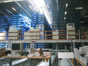 public warehousing